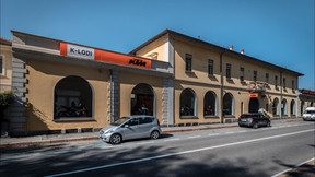 KTM annuncia l'apertura della nuova concessionaria K-Lodi