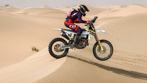 JORDANIAN RIDERS AIMING FOR SUCCESS IN THIS WEEKEND'S JORDAN BAJA