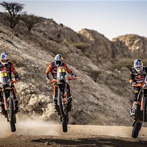 I quattro alfieri KTM per la Dakar 2021