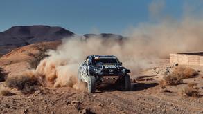 Toyota Overdrive festeggia in Marocco e per diverse ragioni: il nuovo T1+ debutta alla grande