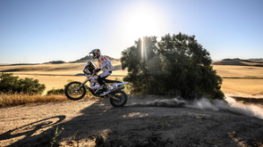 """Andalucia Rally: i piloti lamentano """"navigazione troppo facile"""" ma intanto Cerutti è quinto"""