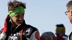 Jacopo Cerutti e il suo quinto titolo nell'italiano Motorally
