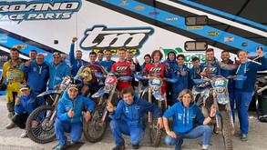 TM Boano Racing piglia tutto: Ruprecht conquista anche Fabriano e allunga nell'assoluta