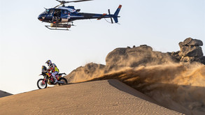 CHALLENGING DAY FOR KTM ON STAGE TWO OF 2021 DAKAR RALLY