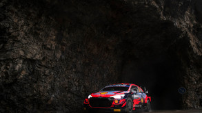 Rally di Montecarlo: Suninen unhurt after crash as patchy ice tests drivers to the limit on Thursday