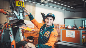 KEVIN BENAVIDES JOINS RED BULL KTM FACTORY RACING