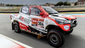TOYOTA GAZOO Racing to field four new Hilux at 2021 Dakar Rally