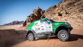 SEAIDAN SNATCHES VICTORY FROM VAN LOON'S GRASP IN JORDAN BAJA
