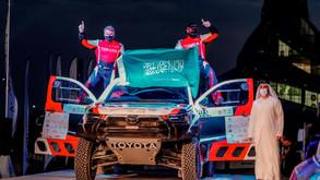 SAUDI AL RAJHI CLINCHES DUBAI BAJA VICTORY AS SMITH TAKES BIKES TITLE
