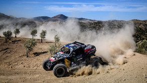 MINI, TOYOTA AND SOUTH RACING TEAMS TOP IMPRESSIVE INTERNATIONAL FIELD FOR BAJAS IN HAIL