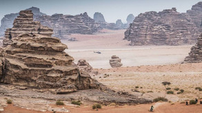 Dakar 2022: tutta in Arabia Saudita. Si parte da Nord e si scende a Sud. Hail e Jeddah le due città.