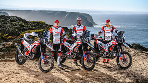 HERO MOTOSPORTS TEAM RALLY GEARED-UP FOR DAKAR 2021 ANNOUNCES THREE-RIDER SQUAD