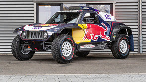 X-raid presents the MINI JCW Buggy for the Rally Dakar 2021