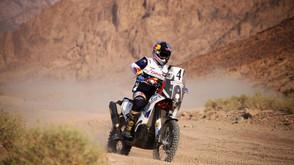 Jordan Baja, deuxième manche de la Coupe du Monde FIM des Bajas