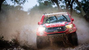 OVERDRIVE RACING'S TEN BRINKE LEAPS INTO FIA BAJA TITLE CONTENTION WITH VICTORY IN BAJA PORTALEGRE 5