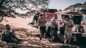 Recces for Dakar 2021 and practical information