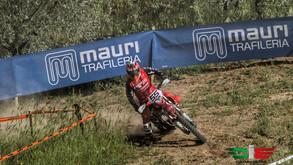 Diego Nicoletti assoluto a Montecalvo Irpino alla 2. prova di Campionato Italiano Enduro Major