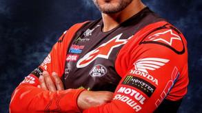 Pablo Quintanilla, new Monster Energy Honda Team rider