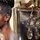 Thumbnail: Black Diamond Earring