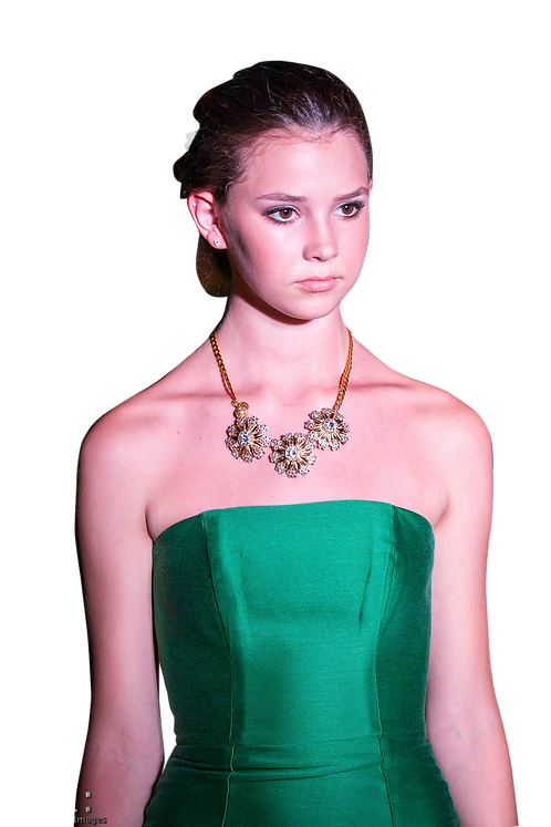 Rococo Statement Necklace