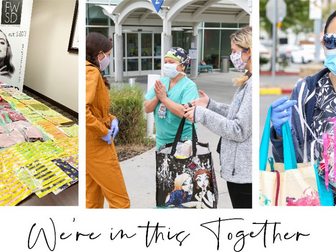 We Are In This Together | FWSD's COVID19 Social Mission