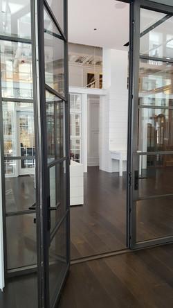 Pella Granite Steel Doors