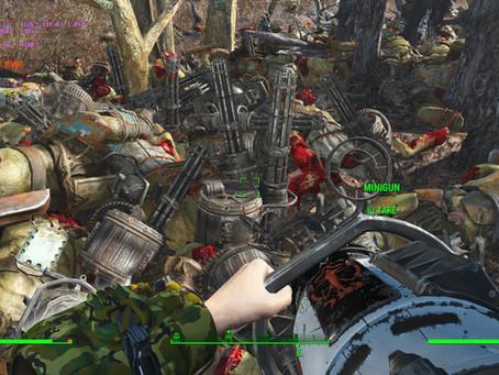 Fallout 4: MINIGUNS