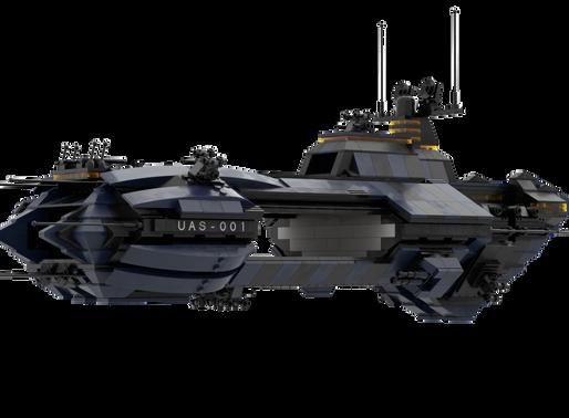 [Role Play] AFN  HY-AX 'Hydra'-class Light Fleet Carrier.
