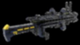 HB-AX Artillery Cruiser