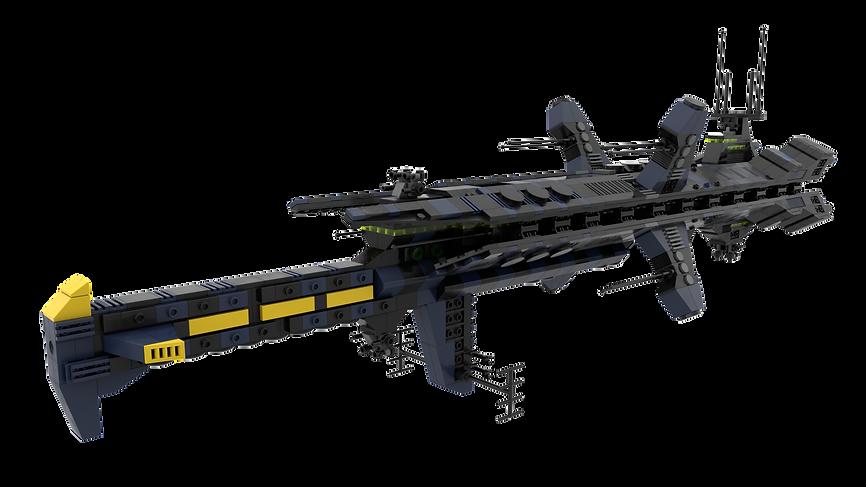 (Cruiser) HB-AX Artillery Cruiser