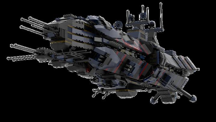 (Cruiser) VE-AX Heavy Cruiser