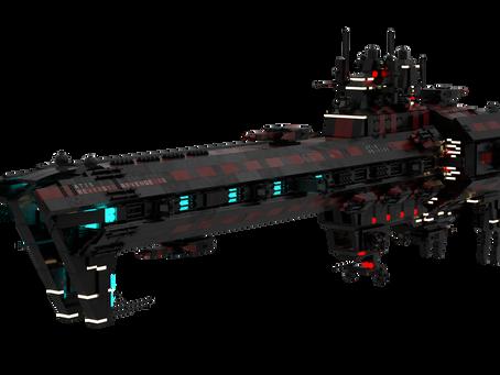 (RP) ATISAIN RE-II (Revenge II) Class Battlecruiser