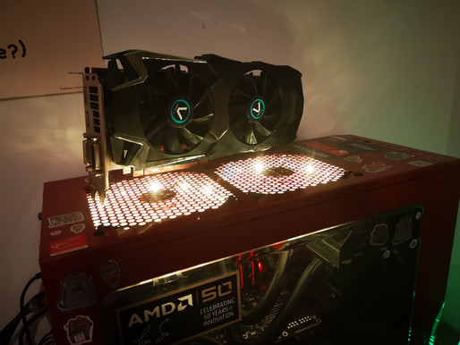 A small look at Radeon over 7 years: HD 7970 to Radeon VII