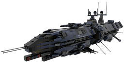 (Cruiser) VE-AX Heavy Cruiser