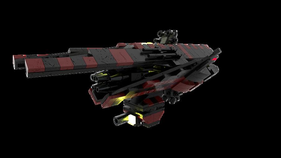 (Frigate) FR-EL-Type/Eel-class Assault Frigate