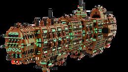 (Capital) Coloskijru Mammoth Mobile Factory-Transport