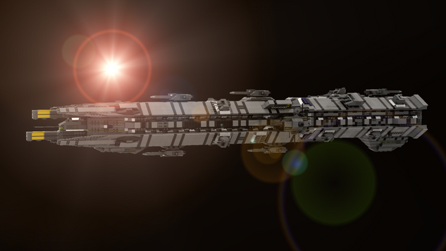 Endeavour-S5A in Deep space