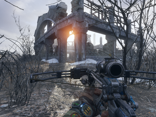 (Gaming Screenshots). Metro Exodus. Screenshot Gallery! (UPDATED 7-12-20)