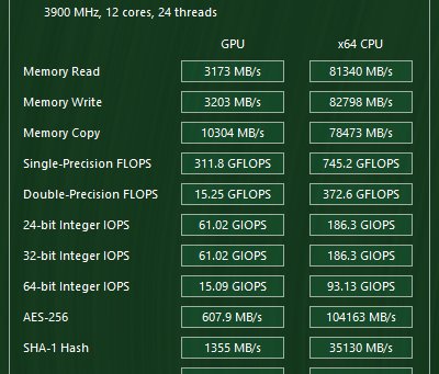 Sash is probably going to get a GeForce for the next major(ish) GPU Purchase.