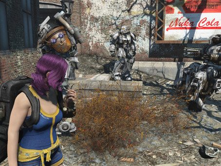 Fallout 4 (modded): Some screenshots
