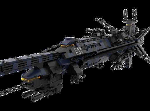 [Role Play] SP-AX Sleipnir-type Heavy Destroyer