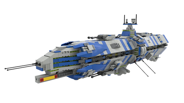 (Cruiser) Vengeance-class Heavy Cruiser