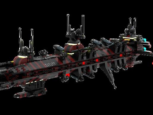 (RP) RV2M-class (Pattern-2) Missile Cruiser