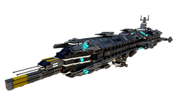 (Capital) Endeavour-class Battlecruiser
