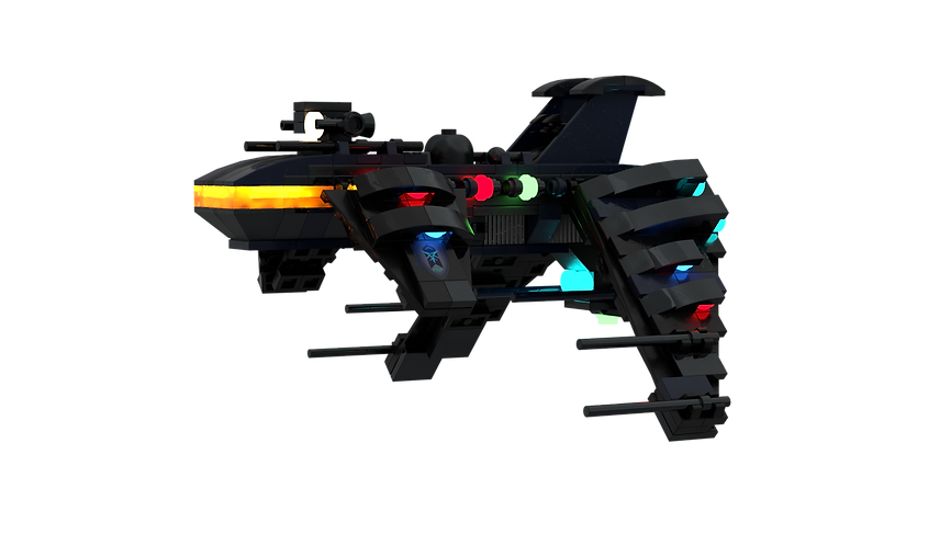 (Civil) LE-F4 Kite (Imperial Era)