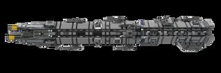 Endeavour-S5A-class Battlecruiser