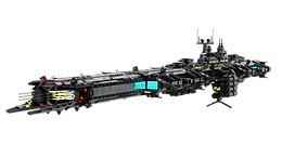 (Capital) EV-AX Fleet Command Carrier