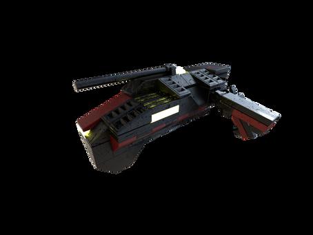 (RP) ATISAIN CV-IF-type (Infiltrator-class) Corvette