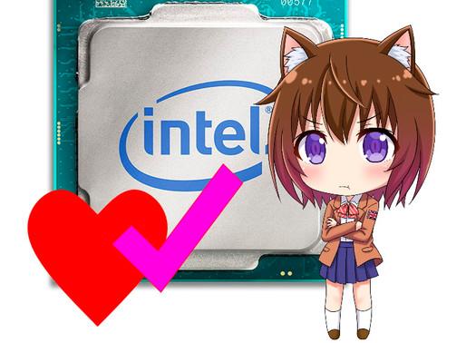 Sash's Wishlist for Intel Core going into 2020 with 'Comet Lake' and beyond.