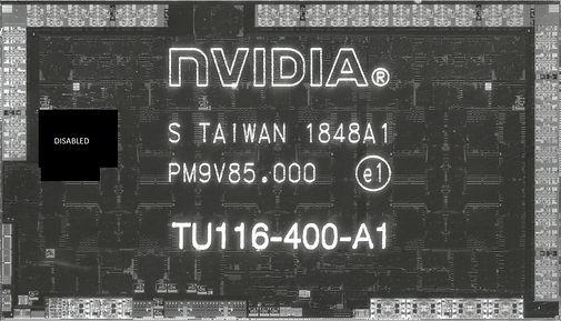 (GPU) NVIDIA GeForce GTX 1660